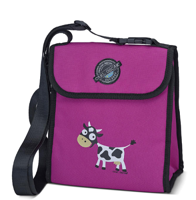 Chladiaca taška Pack n'Snap Cooler Bag 5L - Purple