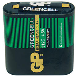 GP 312G Greencell 4,5V
