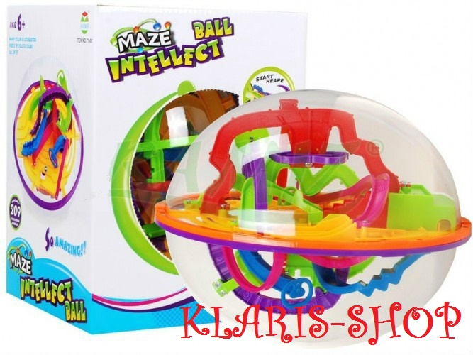 Intelect Ball - 3D hlavolam